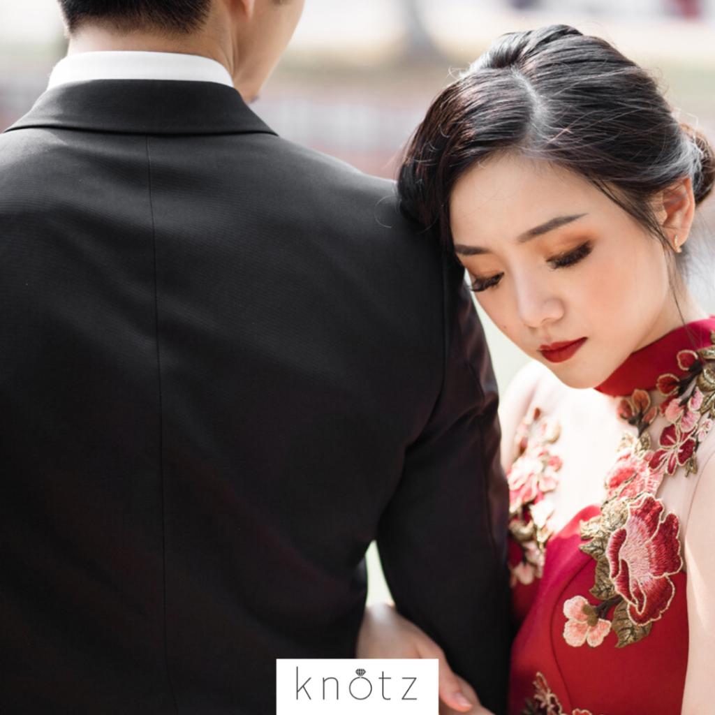 cheongsam pre wedding