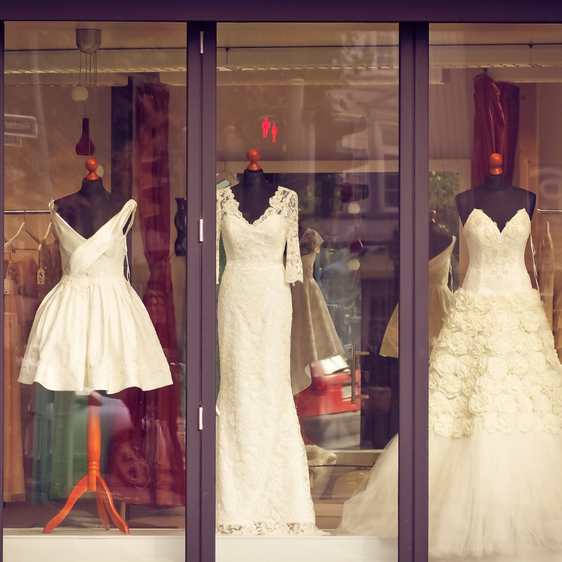 Wedding and bridal studios