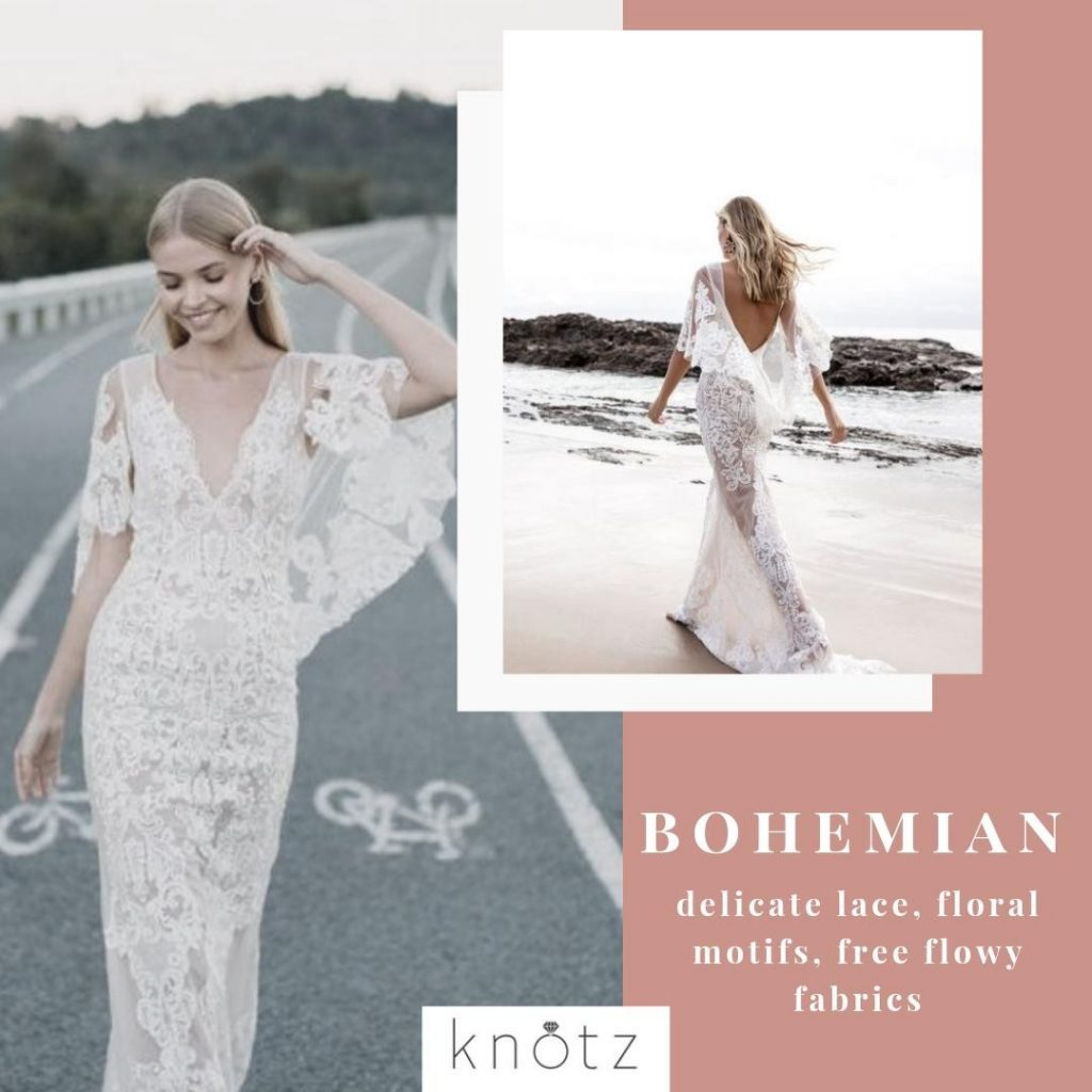 Bohemian Style Dress lookbook