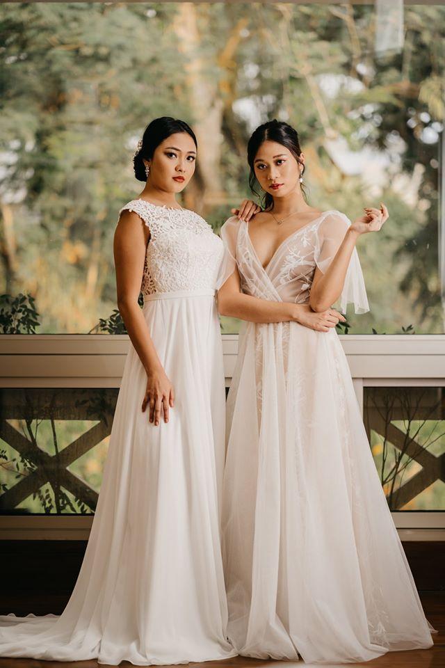 vivian gown