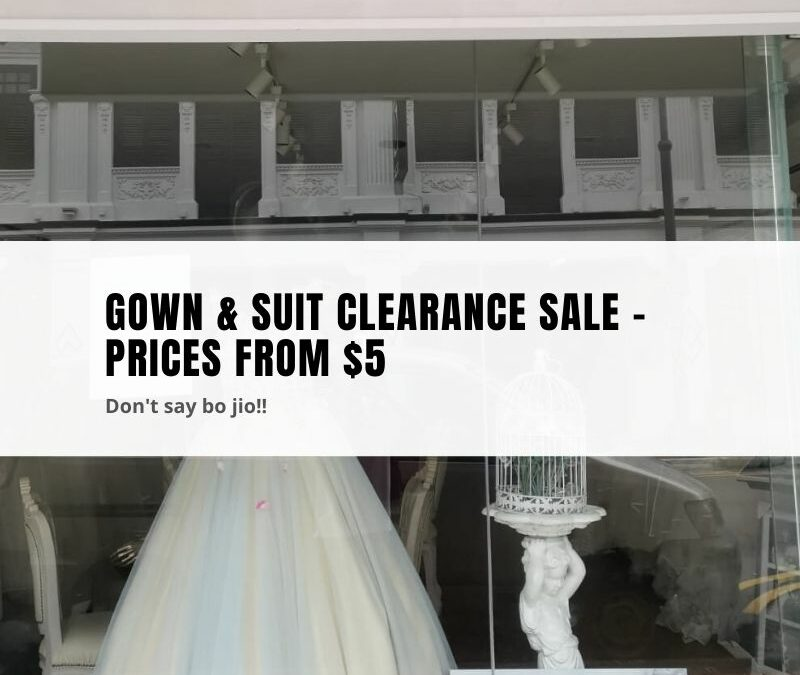 clearance sale beautiful love wedding gowns and suits