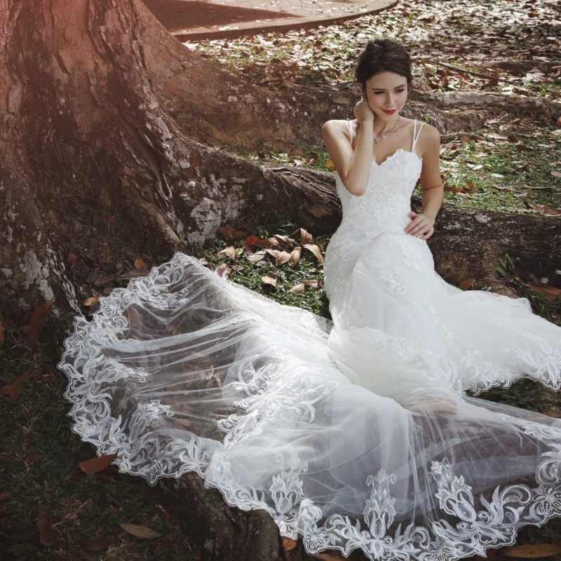 Beautiful Love Wedding gown