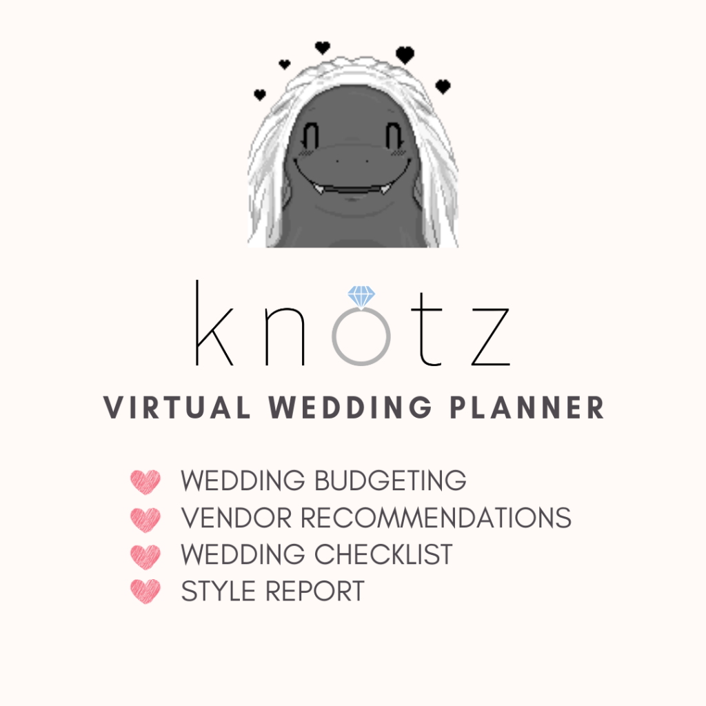 Knotz VIrtual Wedding Planner