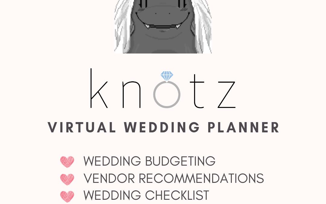Knotz VIrtual Wedding Planner