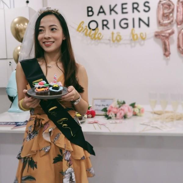 bakers origin hen party