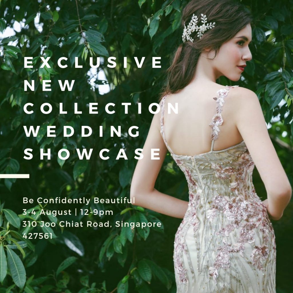 Confidently Beautiful gown collection