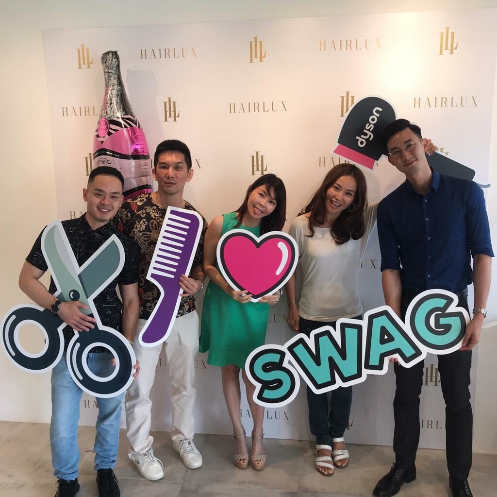 The HairLux team