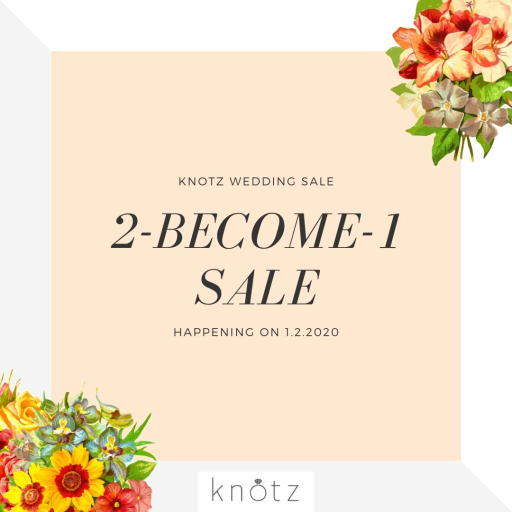 Knotz 2-become-1 sale