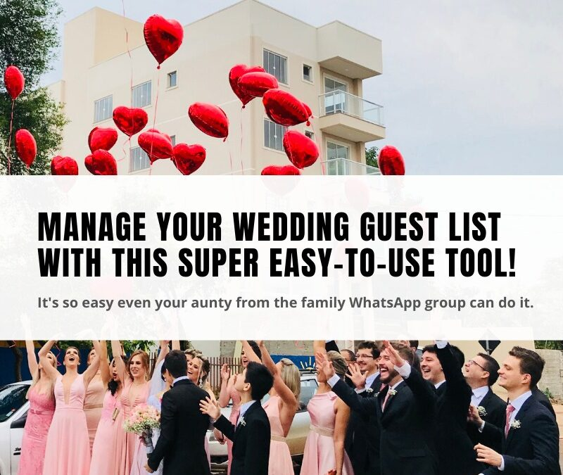 manage guest list