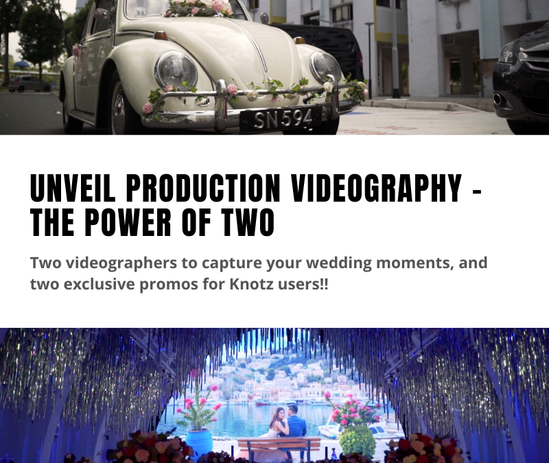 Unveil Production wedding videography